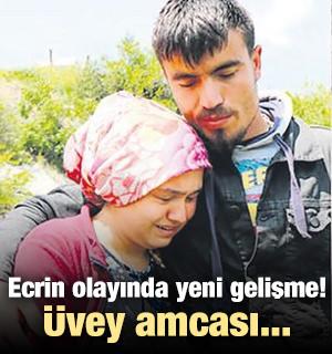 Samsun'un Vezirköprü ilçesinde 7 Mayıs'ta kaybolan 1,5 yaşındaki Ecrin Kurnaz'ın üvey amcası Özkan Kurnaz ve yanında bulunan İbrahim Kurnaz darp edildi.