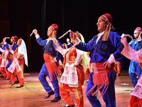 Tuzla'da birlik ve beraberlik sahneye taşındı!