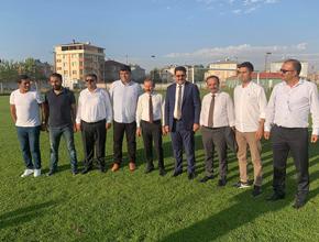 Murat Çevik Vanspor Asbaşkanı oldu