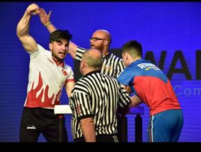 Ali Karaçete Avrupa Şampiyonu