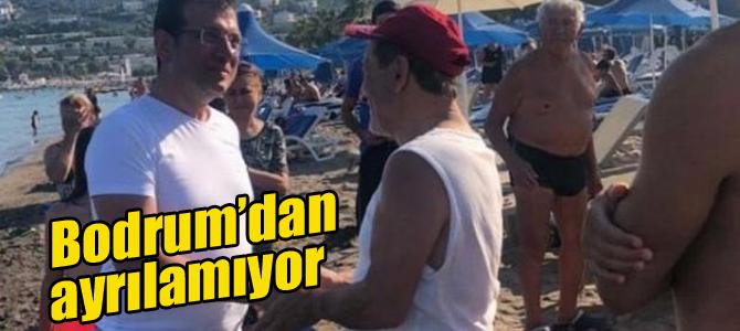 Ekrem İmamoğlu İstanbul'u unuttu