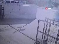 Pendik'te aksiyon filimlerini aratmayan hırsızlık