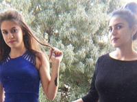 Kayıp ihbarı yapılan kızlardan haber var