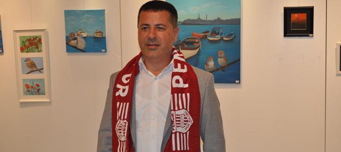 Pendikspor'da yeni başkan; Mustafa Şahinyılmaz
