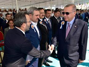 Başkan Erdoğan Pendik'ten müjdeyi verdi!