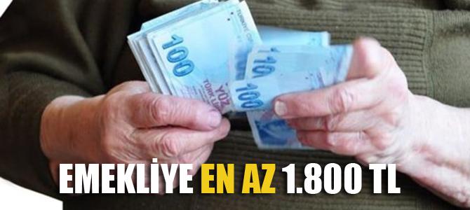 Emekliye 1800 TL geliyor! Emekli maaşlarına yeni sistem...