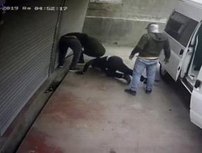 Pendik'te kadınlar hırsızları bağırarak engelledi