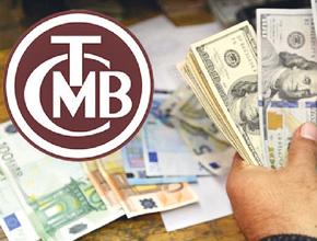 Merkez Bankası'ndan yıl sonu dolar tahmini