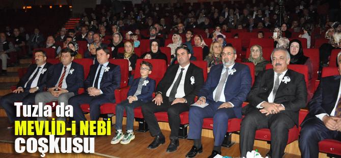 Tuzla'da Mevlid-i Nebi Coşkusu