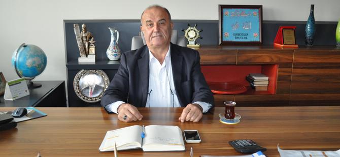 Pendikli işadamı Erol Köstek, ülke ekonomisine önemli katkı sağlıyor