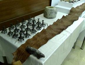 Pendik'te 13 milyon dolarlık tarihi eser ele geçirildi