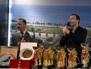 Posta Güvercinleri ödül töreni Pendik'te yapıldı