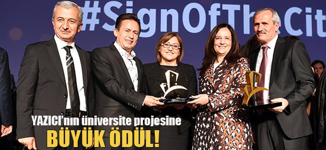 Tuzla Temel Bilimler Üniversitesi'ne büyük ödül!