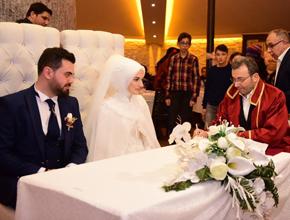 Şeyma ve Mahmut Sami Ömürboyu birlikteliğe evet dedi