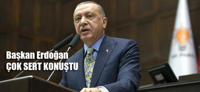 Erdoğan'dan çok sert Hafter açıklaması