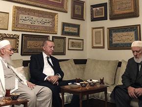 Erdoğan'ın ziyaret ettiği İsmailağa cemaati yorumu!