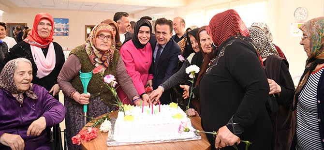 Türkiye'nin en kapsamlı yaşlılar merkezi!