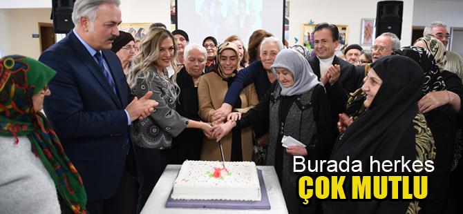 Tuzla'nın mutluluk merkezi 5 yaşında!