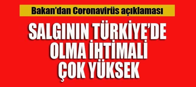 Bakan Koca'dan son dakika Koronavirüs açıklaması