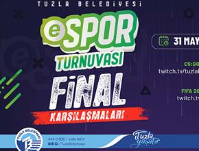 E-spor Kupa Heyecanı Tuzla'da