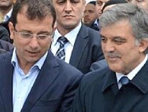 Abdullah Gül'ün Ekrem İmamoğlu'na referansı CHP'yi karıştırdı