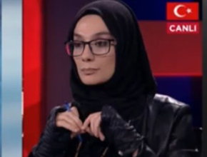 Dikkat çeken yazı: Erdoğan, Ayasofya'nın vuslatıdır