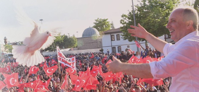 Muharrem İnce'den son dakika yeni parti açıklaması