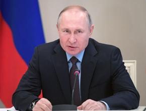 Putin; Corona virüs aşısını bulduk! Kızımda aşılandı
