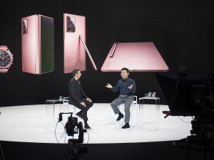 Samsung'un ilk sanal Galaxy Unpacked etkinliğini dünya genelinde 56 milyon kişi izledi!