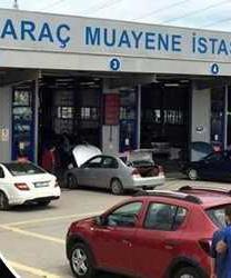 Araç muayene istasyonlarında yeni gelişme!