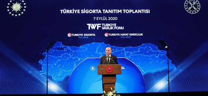 Cumhurbaşkanı Erdoğan'dan tarihi sözler!