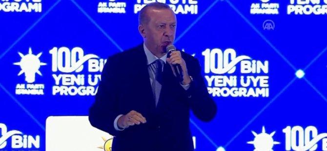 Başkan Erdoğan'dan Macron'a sert çıkış!