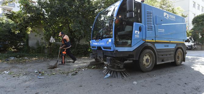 İstanbul'un en temiz ilçesi!