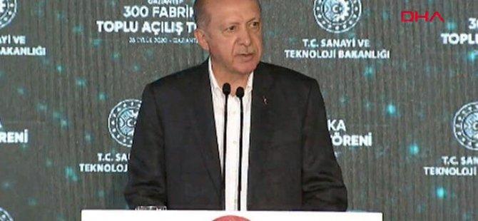 Başkan Erdoğan'dan son dakika açıklamaları!