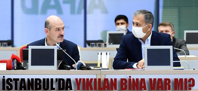 Vali Yerlikaya'dan Sondakika: İstanbul için deprem açıklaması