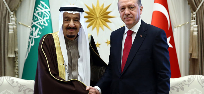 Suudi Arabistan'dan Türkiye'ye yeni politika