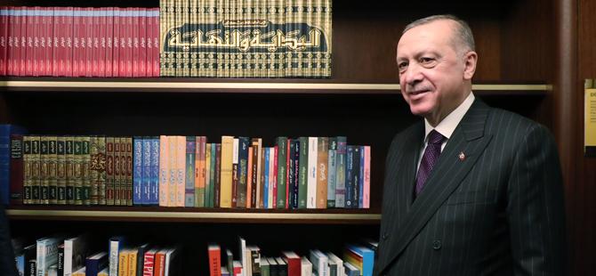 Dev tesisin açılışını Erdoğan yapacak