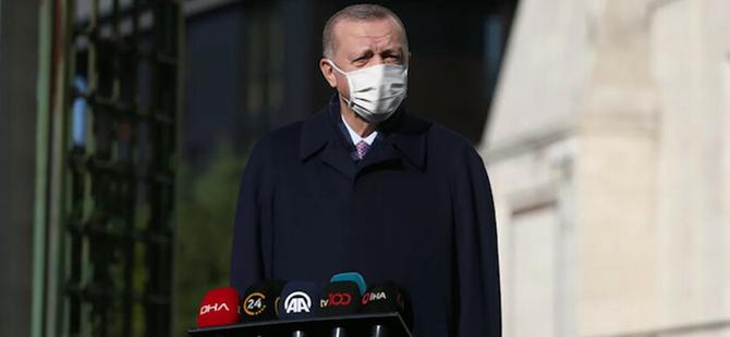 Aşı olacak mı?  Erdoğan cevapladı
