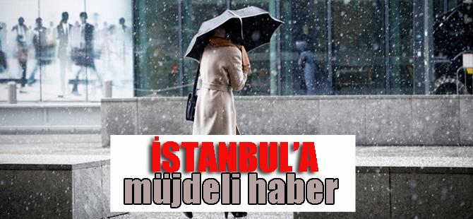 İstanbul için  müjdeli haber geldi! Barajlar ocak ayında..