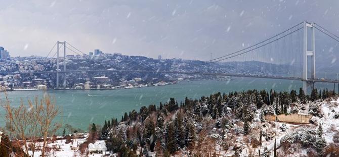Meteoroloji'den Ocak ayında İstanbul'a kar yağacak açıklaması