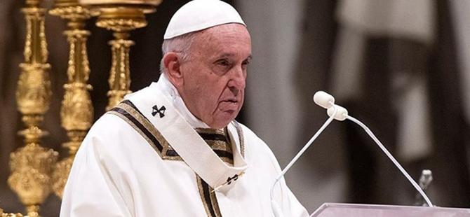 Vatikan'da olay gelişme! Papa tutuklandı..