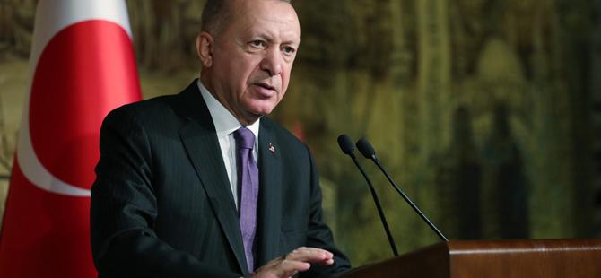 """Erdoğan; """"Avrupa'da birinci dünyada 4. sıradayız"""""""
