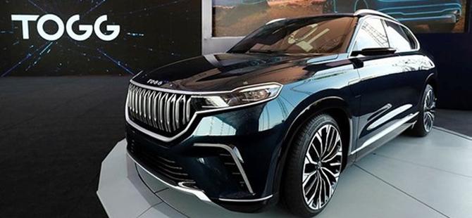 Yerli otomobili TOGG'da yeni gelişme!