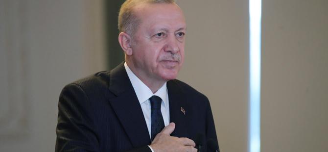 Erdoğan'dan bomba sözler!