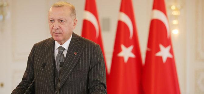 Gıda fiyatlarıyla ilgili Erdoğan'dan açıklama