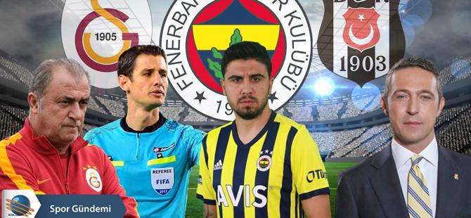 Avrupa'nın gündemindeki Fenerbahçel futbolcu