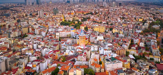 İstanbul'da ortalama bin 677 TL kira ödüyoruz
