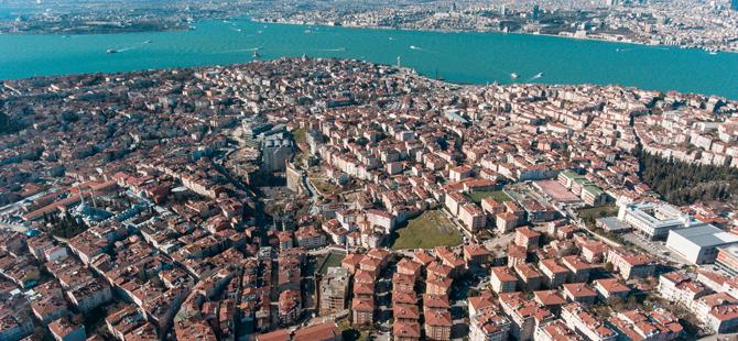 İstanbul'un rekora koşan ilçeleri!