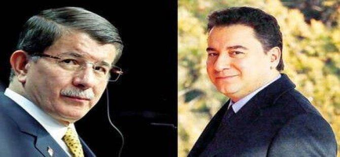 Ahmet Davutoğlu'ndan Erdoğan'a Hakarete Varan Sözler!