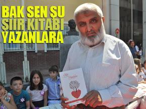 Mimar Sinan'ın Çocuk Yazarları, şiir yazdı.